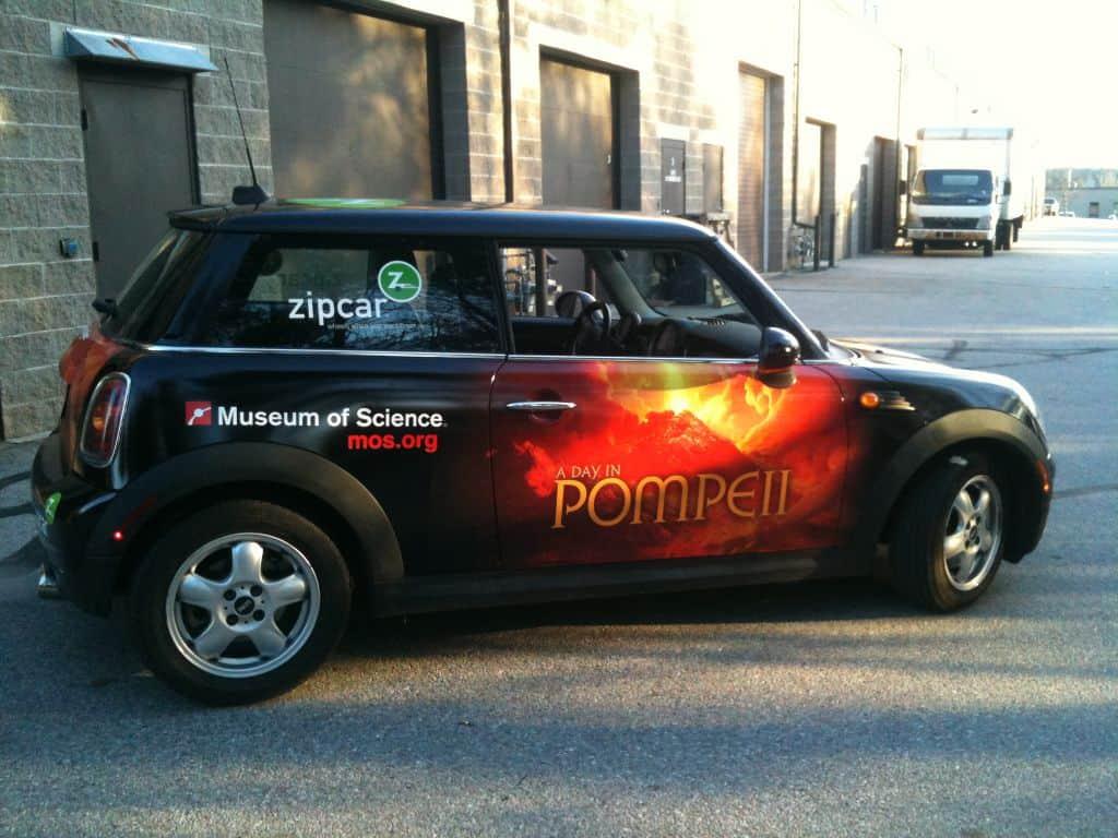 Vehicle Wraps | DGI Communications