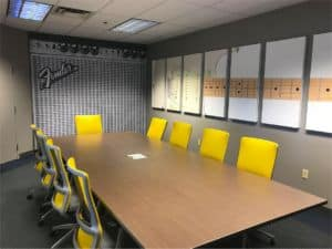 Office Soundproofing: How Sound Absorption & Sound Masking Help Fender_Room