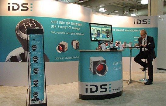 DGI Trade Show Booth