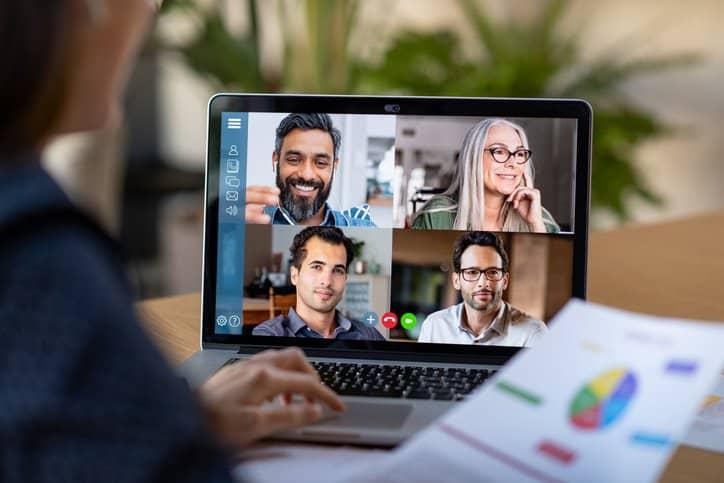 5 Hal yang Sering Terjadi Saat Virtual Meeting